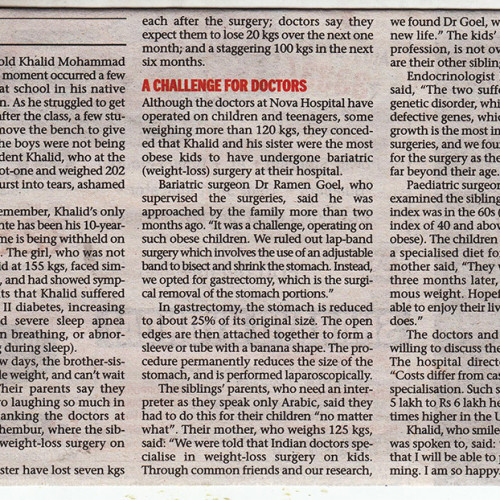 Mumbai Mirror 27th June 2012