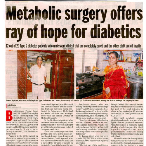 Mumbai Mirror, 7th March 2013