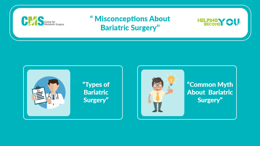 Misconceptions About Bariatric Surgery