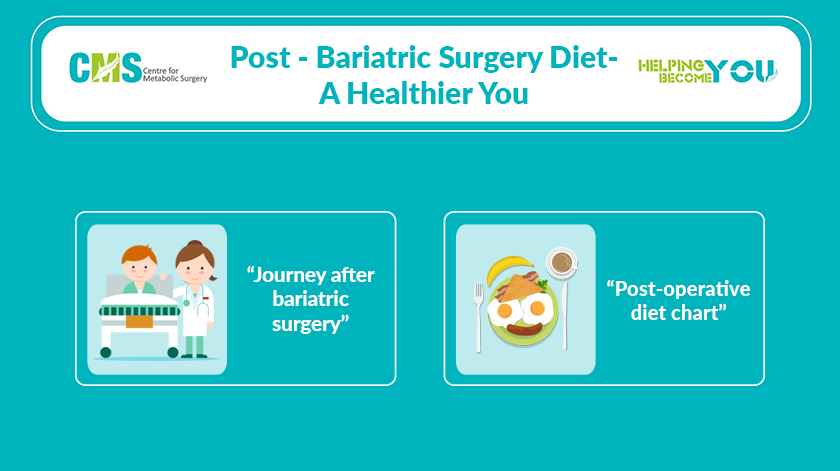 Post Bariatric Surgery Diet - A Healthier You